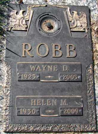 FEHLHAFER ROBB, HELEN M. - Minnehaha County, South Dakota | HELEN M. FEHLHAFER ROBB - South Dakota Gravestone Photos
