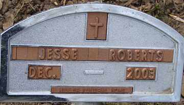 ROBERTS, JESSE - Minnehaha County, South Dakota | JESSE ROBERTS - South Dakota Gravestone Photos