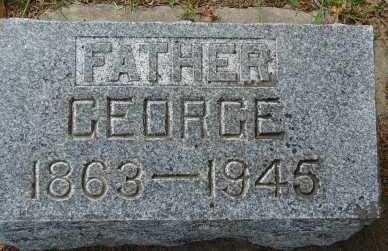 ROBERTSON, GEORGE - Minnehaha County, South Dakota   GEORGE ROBERTSON - South Dakota Gravestone Photos