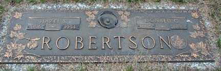 ROBERTSON, HAZEL S. - Minnehaha County, South Dakota | HAZEL S. ROBERTSON - South Dakota Gravestone Photos