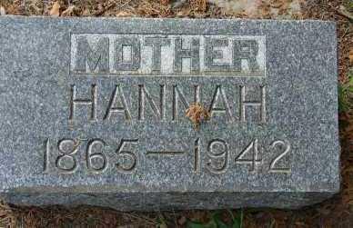 ROBERTSON, HANNAH - Minnehaha County, South Dakota | HANNAH ROBERTSON - South Dakota Gravestone Photos