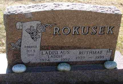 ROKUSEK, RUTHMAE - Minnehaha County, South Dakota | RUTHMAE ROKUSEK - South Dakota Gravestone Photos