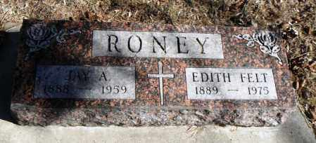 RONEY, JAY A. - Minnehaha County, South Dakota | JAY A. RONEY - South Dakota Gravestone Photos