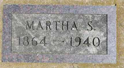 ROSS, MARTHA S. - Minnehaha County, South Dakota | MARTHA S. ROSS - South Dakota Gravestone Photos