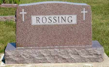 ROSSING, IRENE C. - Minnehaha County, South Dakota | IRENE C. ROSSING - South Dakota Gravestone Photos