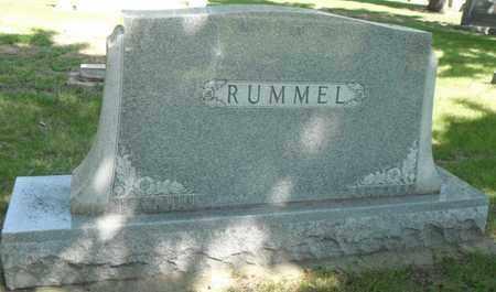 RUMMEL, FAMILY STONE - Minnehaha County, South Dakota | FAMILY STONE RUMMEL - South Dakota Gravestone Photos