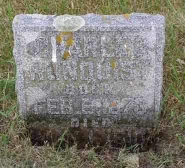 RUNQUIST, CHARLES - Minnehaha County, South Dakota | CHARLES RUNQUIST - South Dakota Gravestone Photos