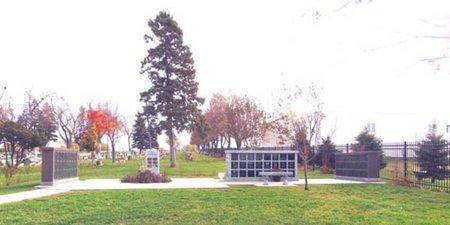 *SAINT MICHAELS, COLUMBARIUMS - Minnehaha County, South Dakota | COLUMBARIUMS *SAINT MICHAELS - South Dakota Gravestone Photos