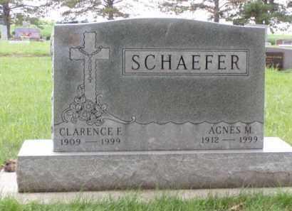 MARDIAN SCHAEFER, AGNES M. - Minnehaha County, South Dakota | AGNES M. MARDIAN SCHAEFER - South Dakota Gravestone Photos