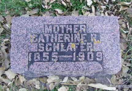 SCHLAFER, CATHERINE R. - Minnehaha County, South Dakota | CATHERINE R. SCHLAFER - South Dakota Gravestone Photos