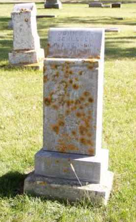 SCHLEGEL, JOHN G.C. - Minnehaha County, South Dakota | JOHN G.C. SCHLEGEL - South Dakota Gravestone Photos