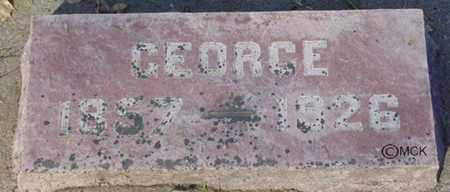 SCHLOSSER, GEORGE - Minnehaha County, South Dakota | GEORGE SCHLOSSER - South Dakota Gravestone Photos