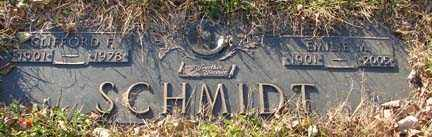 SCHMIDT, EMILIE M. - Minnehaha County, South Dakota | EMILIE M. SCHMIDT - South Dakota Gravestone Photos