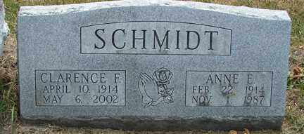 SCHMIDT, CLARENCE F. - Minnehaha County, South Dakota | CLARENCE F. SCHMIDT - South Dakota Gravestone Photos