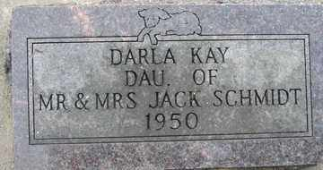 SCHMIDT, DARLA KAY - Minnehaha County, South Dakota   DARLA KAY SCHMIDT - South Dakota Gravestone Photos