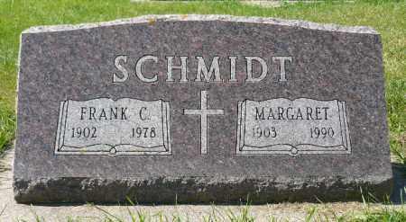 SCHMIDT, FRANK C. - Minnehaha County, South Dakota | FRANK C. SCHMIDT - South Dakota Gravestone Photos