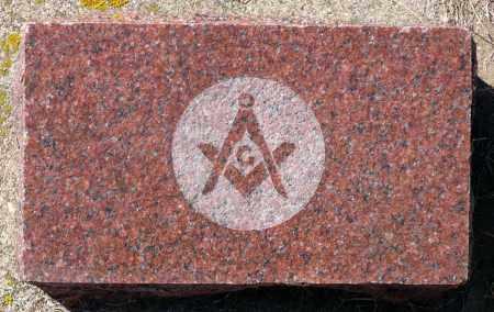 SCHMIDT, HERMAN C (FOOTSTONE) - Minnehaha County, South Dakota   HERMAN C (FOOTSTONE) SCHMIDT - South Dakota Gravestone Photos