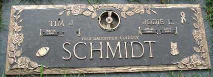 SCHMIDT, TIM J. - Minnehaha County, South Dakota | TIM J. SCHMIDT - South Dakota Gravestone Photos