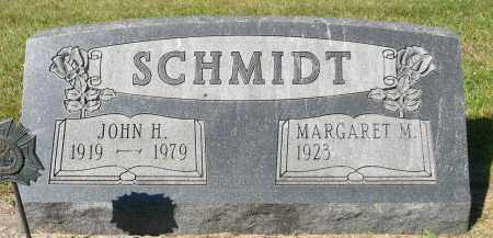 SCHMIDT, MARGARET M. - Minnehaha County, South Dakota | MARGARET M. SCHMIDT - South Dakota Gravestone Photos
