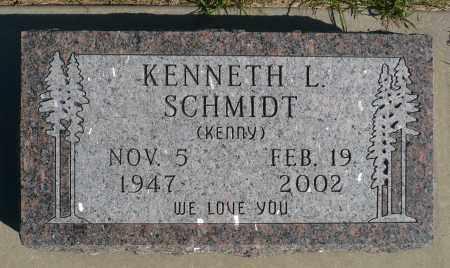 SCHMIDT, KENNETH L. - Minnehaha County, South Dakota | KENNETH L. SCHMIDT - South Dakota Gravestone Photos