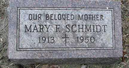 SCHMIDT, MARY E. - Minnehaha County, South Dakota | MARY E. SCHMIDT - South Dakota Gravestone Photos
