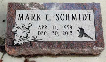 SCHMIDT, MARK C. - Minnehaha County, South Dakota | MARK C. SCHMIDT - South Dakota Gravestone Photos
