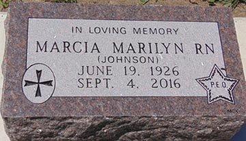 SCHMIDT, MARCIA MARILYN - Minnehaha County, South Dakota | MARCIA MARILYN SCHMIDT - South Dakota Gravestone Photos