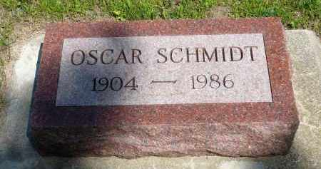 SCHMIDT, OSCAR - Minnehaha County, South Dakota | OSCAR SCHMIDT - South Dakota Gravestone Photos