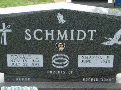 SCHMIDT, RONALD L. - Minnehaha County, South Dakota | RONALD L. SCHMIDT - South Dakota Gravestone Photos