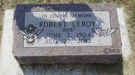 SCHMIDT, ROBERT LEROY - Minnehaha County, South Dakota   ROBERT LEROY SCHMIDT - South Dakota Gravestone Photos