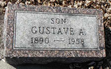 SCHNEIDER, GUSTAVE A. - Minnehaha County, South Dakota   GUSTAVE A. SCHNEIDER - South Dakota Gravestone Photos