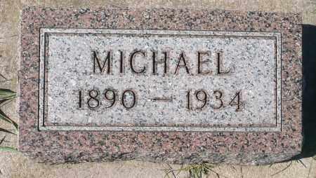 SCHREINER, MICHAEL - Minnehaha County, South Dakota | MICHAEL SCHREINER - South Dakota Gravestone Photos