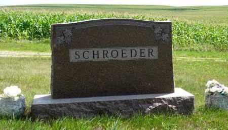 SCHROEDER, HILDA A. - Minnehaha County, South Dakota | HILDA A. SCHROEDER - South Dakota Gravestone Photos