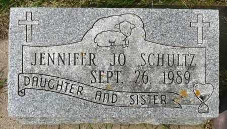SCHULTZ, JENNIFER JO - Minnehaha County, South Dakota   JENNIFER JO SCHULTZ - South Dakota Gravestone Photos