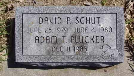 PLUCKER, ADAM T. - Minnehaha County, South Dakota | ADAM T. PLUCKER - South Dakota Gravestone Photos