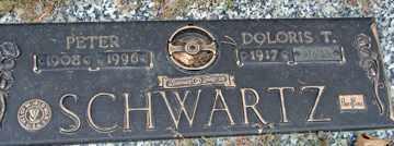 MEYER SCHWARTZ, DOLORIS T. - Minnehaha County, South Dakota | DOLORIS T. MEYER SCHWARTZ - South Dakota Gravestone Photos