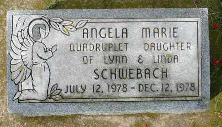 SCHWEBACH, ANGELA MARIE - Minnehaha County, South Dakota | ANGELA MARIE SCHWEBACH - South Dakota Gravestone Photos