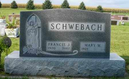 MERGEN SCHWEBACH, MARY M. - Minnehaha County, South Dakota | MARY M. MERGEN SCHWEBACH - South Dakota Gravestone Photos