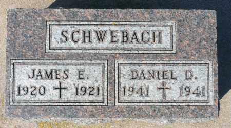 SCHWEBACH, JAMES E. - Minnehaha County, South Dakota | JAMES E. SCHWEBACH - South Dakota Gravestone Photos