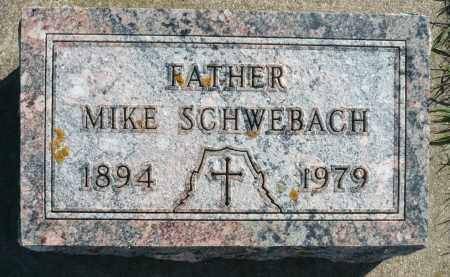 SCHWEBACH, MICHAEL - Minnehaha County, South Dakota | MICHAEL SCHWEBACH - South Dakota Gravestone Photos