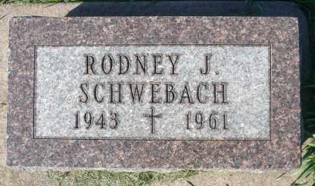 SCHWEBACH, RODNEY J. - Minnehaha County, South Dakota | RODNEY J. SCHWEBACH - South Dakota Gravestone Photos