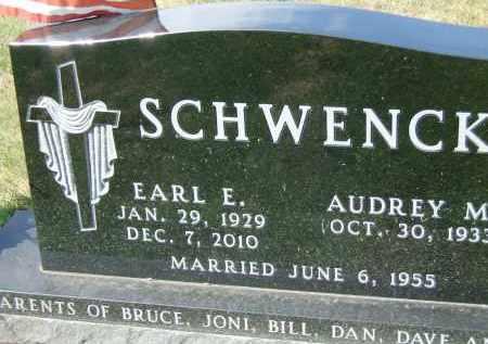 SCHWENCK, AUDREY M. - Minnehaha County, South Dakota | AUDREY M. SCHWENCK - South Dakota Gravestone Photos