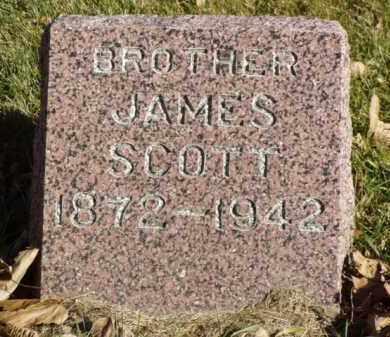 SCOTT, JAMES - Minnehaha County, South Dakota | JAMES SCOTT - South Dakota Gravestone Photos