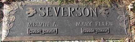 ALBRIGHT SEVERSON, MARY ELLEN - Minnehaha County, South Dakota | MARY ELLEN ALBRIGHT SEVERSON - South Dakota Gravestone Photos