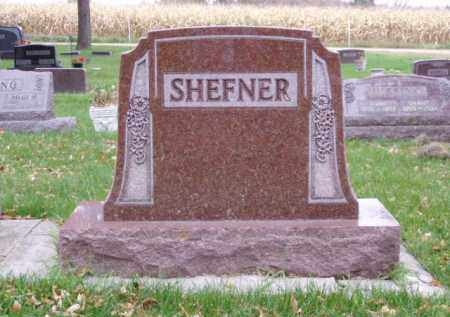 SHEFNER, ORLIN DINA - Minnehaha County, South Dakota | ORLIN DINA SHEFNER - South Dakota Gravestone Photos