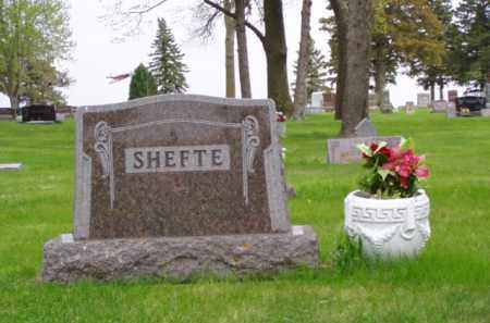 SHEFTE, MABEL - Minnehaha County, South Dakota | MABEL SHEFTE - South Dakota Gravestone Photos