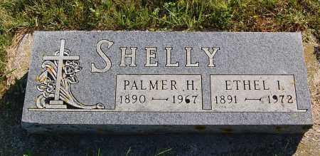 SHELLY, PALMER H. - Minnehaha County, South Dakota | PALMER H. SHELLY - South Dakota Gravestone Photos