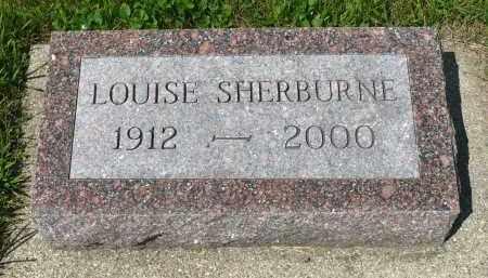 PEARSON SHERBURNE, LOUISE JOSEPHINE - Minnehaha County, South Dakota | LOUISE JOSEPHINE PEARSON SHERBURNE - South Dakota Gravestone Photos