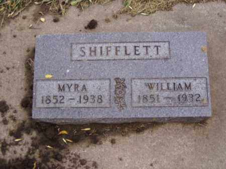 SHIFFLETT, MYRA - Minnehaha County, South Dakota | MYRA SHIFFLETT - South Dakota Gravestone Photos