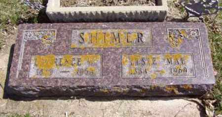 SHIMER, LAWRENCE W. - Minnehaha County, South Dakota | LAWRENCE W. SHIMER - South Dakota Gravestone Photos
